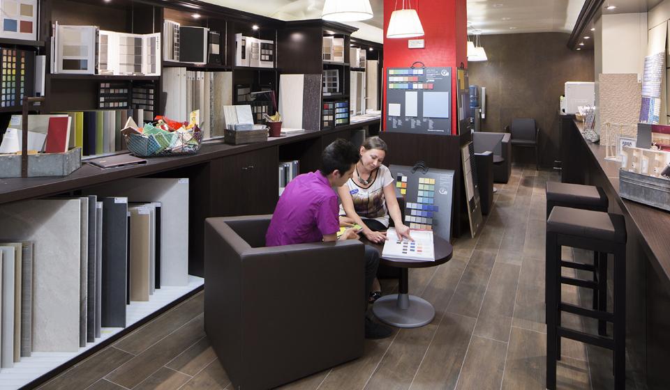 Les showrooms un lieu dinspiration pour les clients