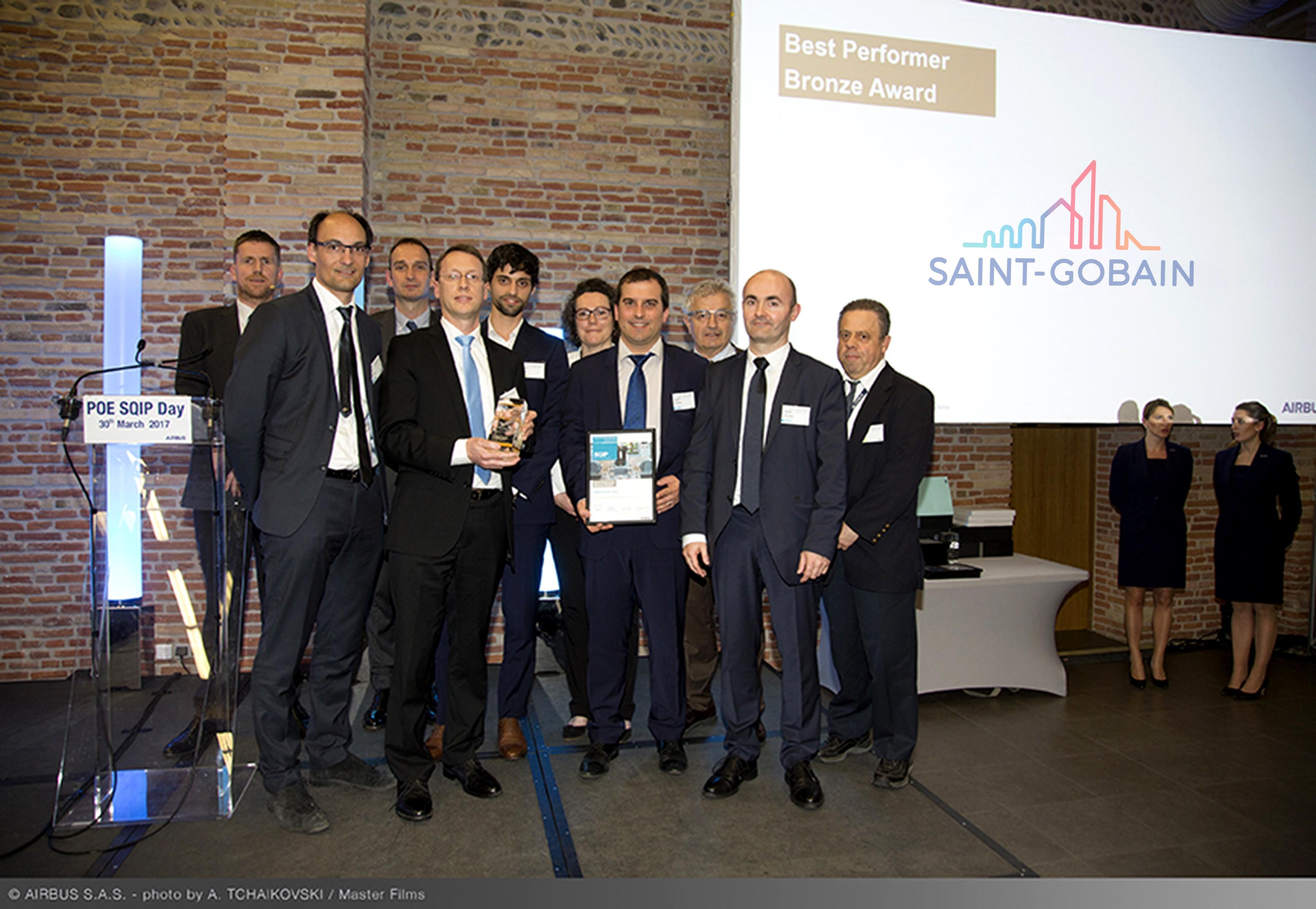 Award | Saint-Gobain